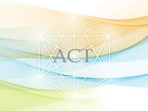 Afbeeldingsresultaat voor act therapie